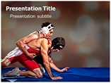 Wrestling Powerpoint Templates