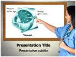 Eye Pressure Powerpoint Templates