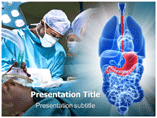 GASTRIC SURGERY Powerpoint Templates
