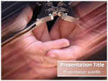 Handcuff Powerpoint Templates