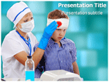 head injury Powerpoint Templates