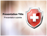 Health Protection Powerpoint Templates