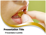 swallowing Powerpoint Templates