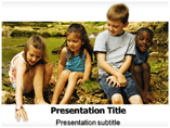 early childhood Powerpoint Templates