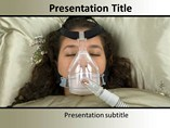 PPT Templates for Sleeping Apnea