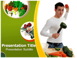 food revolution Powerpoint Templates