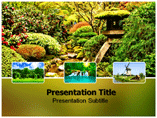 Green Peace Environment  Powerpoint Templates