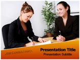 Job Consultancy Powerpoint Templates