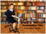 Stenography Powerpoint Templates