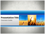 Agriculture Farm Powerpoint Templates