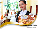Hospitality Industries Powerpoint Templates