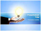 Innovative Thinking PowerPoint Background