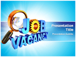 job requirement Powerpoint Templates