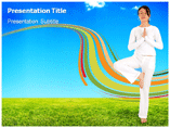 meditation Powerpoint Templates