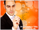 Business Plan Annual PowerPoint Backgrounds