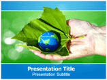 Eco friendly Products Powerpoint Templates
