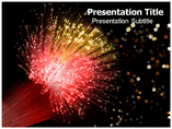 FIBRE OPTICS Powerpoint Templates