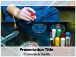 Microbiological Media Powerpoint Templates