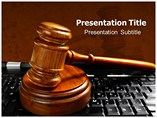 Cyber laws PowerPoint Templates