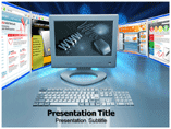 Computer and Internet PowerPoint Templates