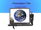 Online Business Communication - PPT Templates