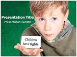 Childs rights Powerpoint Templates