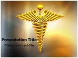 Caduceus Powerpoint Templates