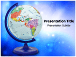 Globe Powerpoint Templates