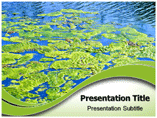 Algae Multicellular PowerPoint Templates