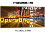 Operating system PowerPoint Templates