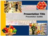 Food marketing PowerPoint Templates