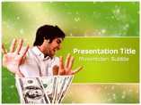 Stop corruption PowerPoint Templates