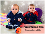 Twins PowerPoint Templates