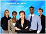 Business Diversity PowerPoint Theme