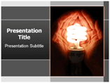 Energy save powerpoint templates