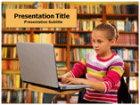 Online education powerpoint templates