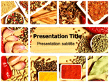 Herbs and Spices Name PowerPoint templates