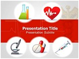 Medical Symbols Powerpoint Templates