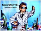Educational Science Powerpoint Templates