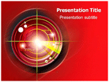 Radar System Powerpoint Templates