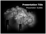 Carbon Dioxide Powerpoint Templates