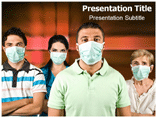 Influenza Protection Powerpoint Templates