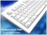 Keyboard Control Powerpoint Templates
