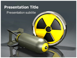 Nuclear Bomb Powerpoint Templates