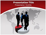 Information System Security PowerPoint Background