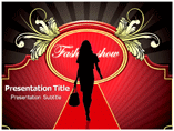 Fashion Show Collections Powerpoint Templates