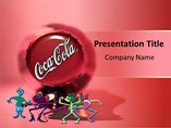 Coca Cola Refreshments PPT Templates