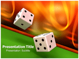 Dice Powerpoint Templates