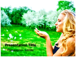 Spring Summer Powerpoint Templates
