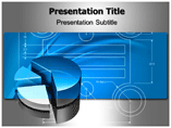 Pie Graph Powerpoint Templates